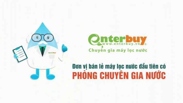 Enterbuy Việt Nam bán máy lọc nước Kangen