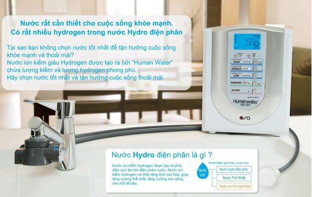 Máy tạo nước ion kiềm OSG