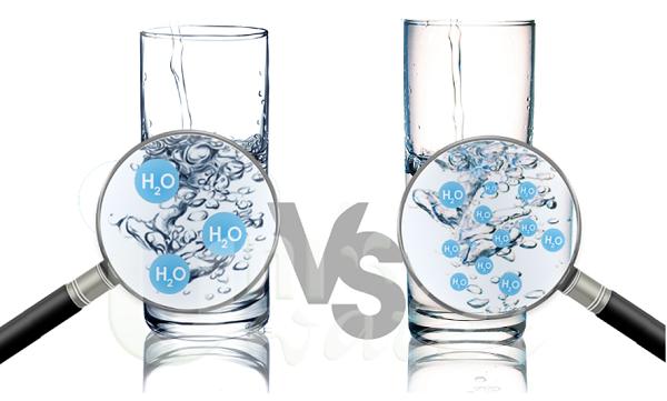 cấu trúc phân tử nước ion kiềm