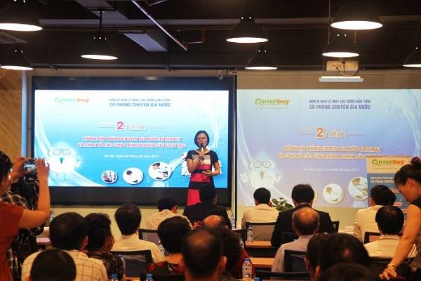 Đại diện Enterbuy Việt Nam